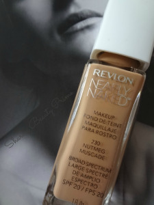 Nearly NAKED Foundation by Revlon