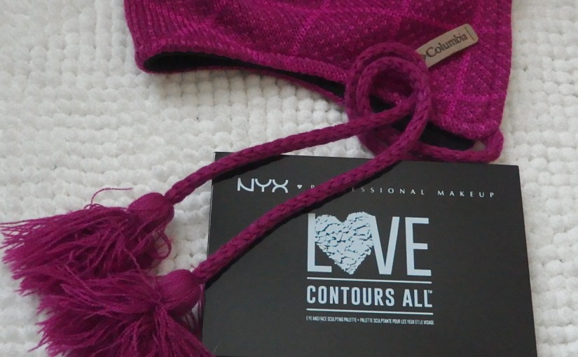 Promo Monday: Love Contours All Palette by NYX [Review + Swatches]
