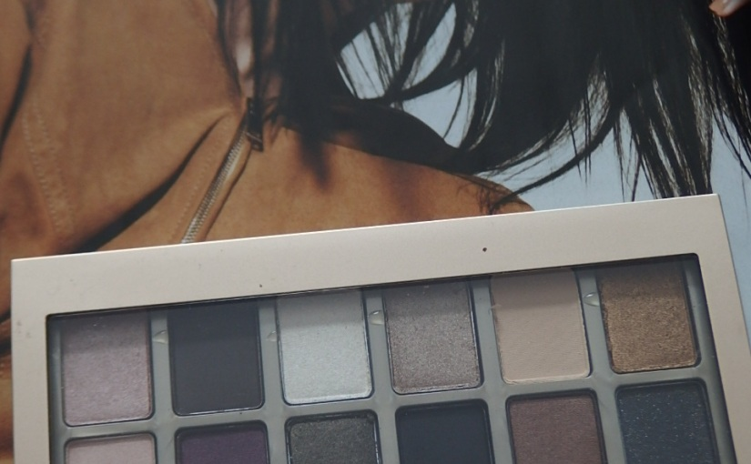 Maybelline The 24K Nudes Palette – Swatches & Review