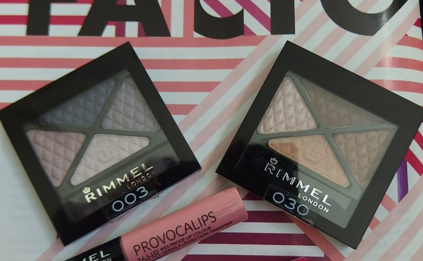 Rimmel London Makeup Product – Review & Swatches