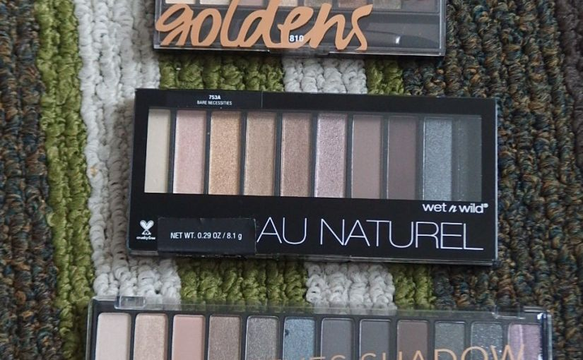 Hit or Miss – Drugstore Eyeshadow Palettes