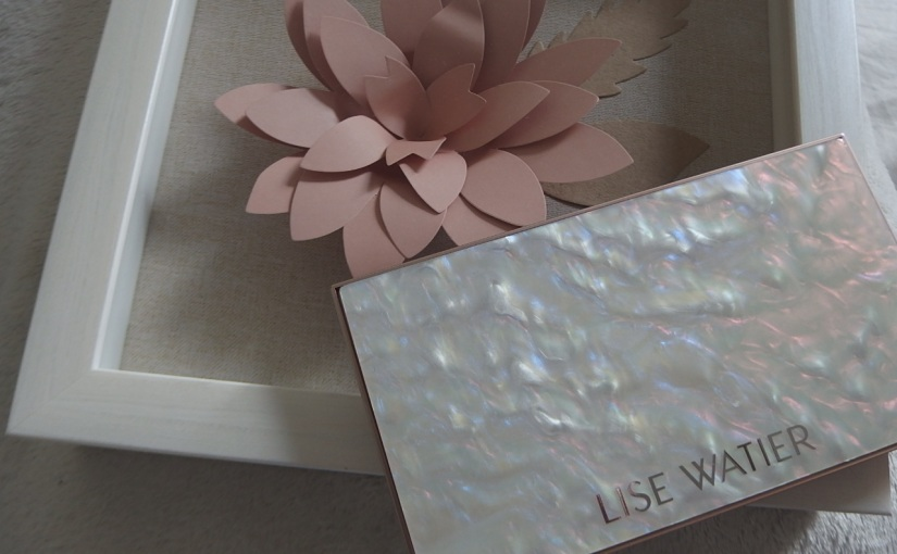 Tester Wednesday: Lise Watier Rivages Eyeshadow Palette – Swatch & Review