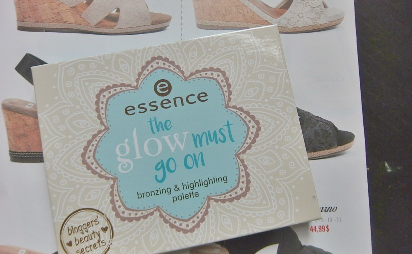 Do You Need It? Essence Makeup Bronzing & Highlighting Palette