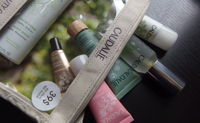 Hit or Miss? Caudalie Favorites Set