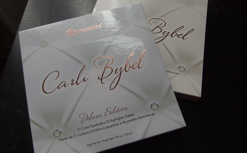New Carli Bybel Deluxe Edition Palette by BHCosmetics