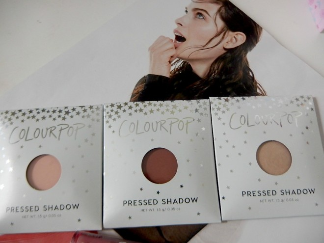 pressed shadows