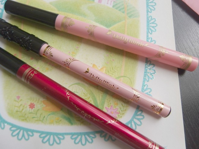 3 eyeliners