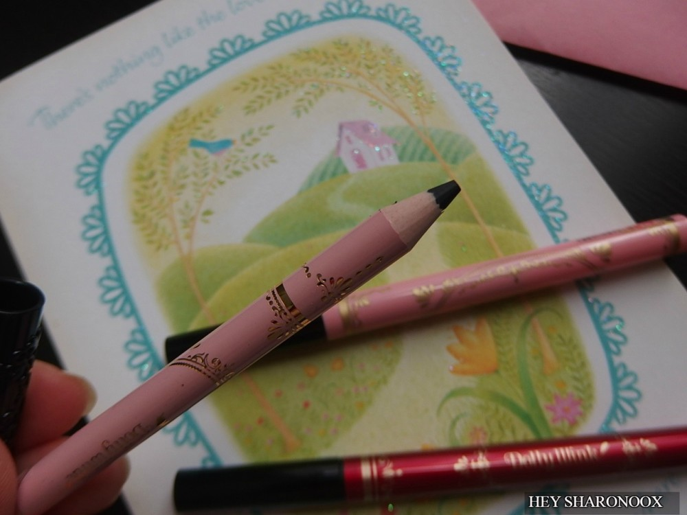 DW Pencil liner