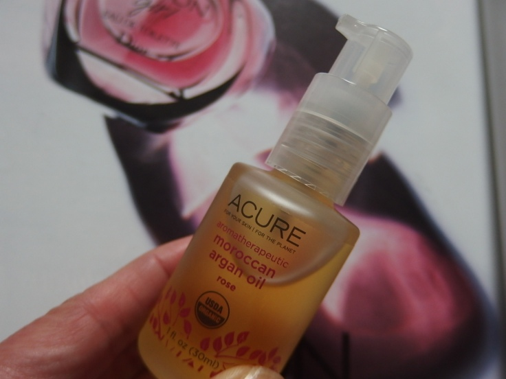 Acure Moroccan Oil [Rose]