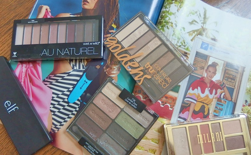 Best Drugstore Palettes – Oldies but Goodies