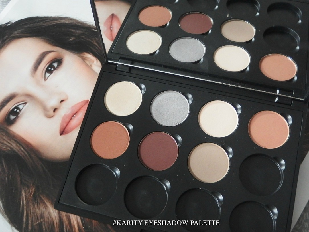 KARITY EYESHADOW PALETTE