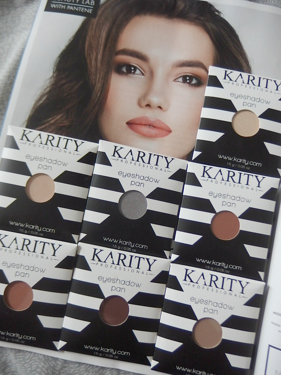 #Karity Eyeshadow Pan
