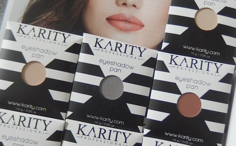 KARITY Professional Single Eyeshadows – MY Fave Picks