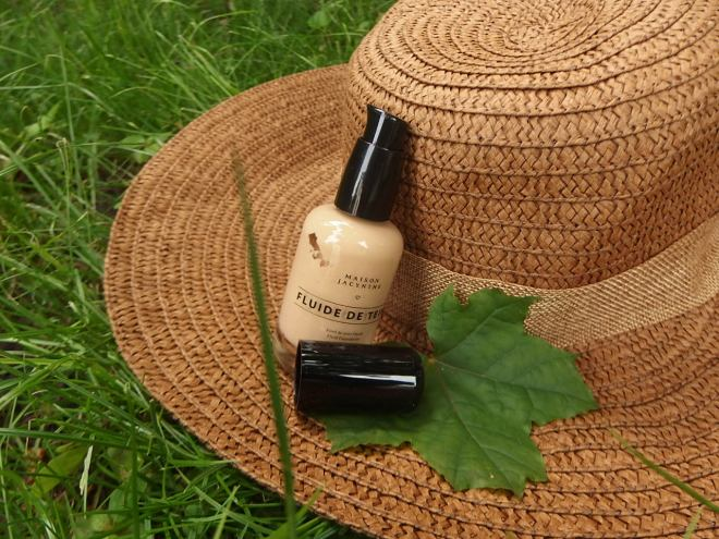 Maison Jacynthe Liquid Foundation