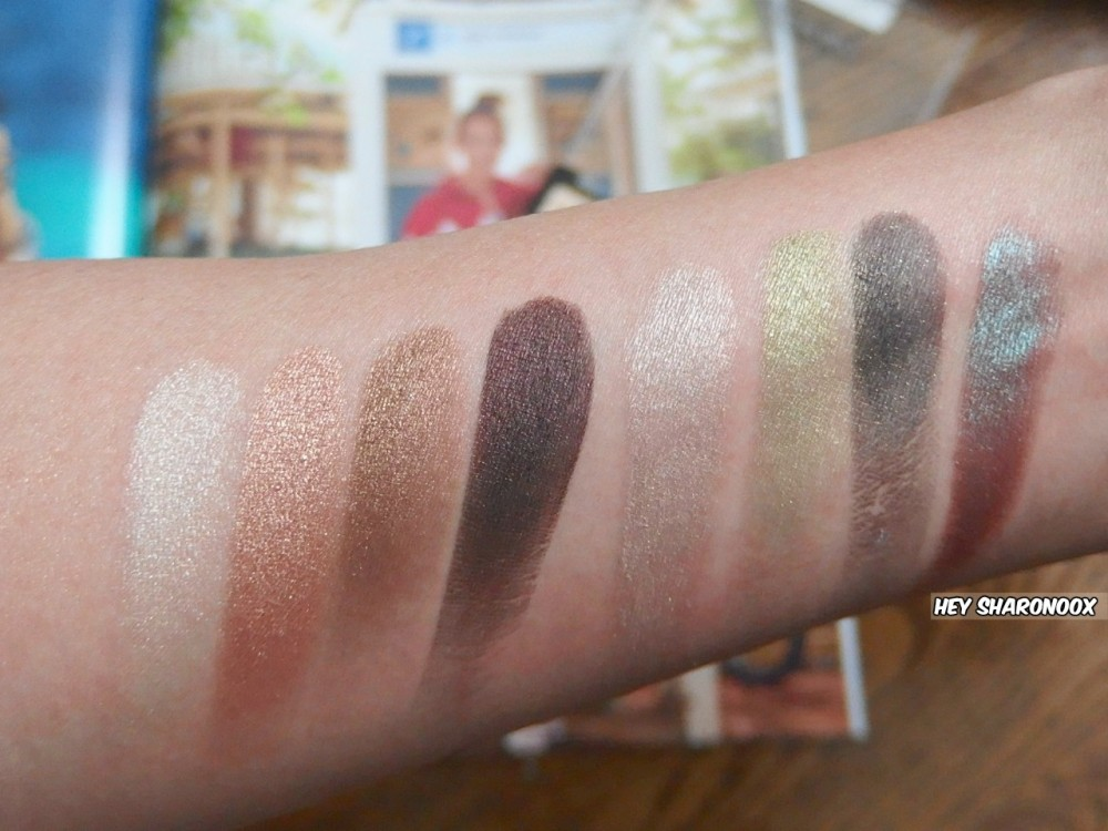 wnw comfort swatches