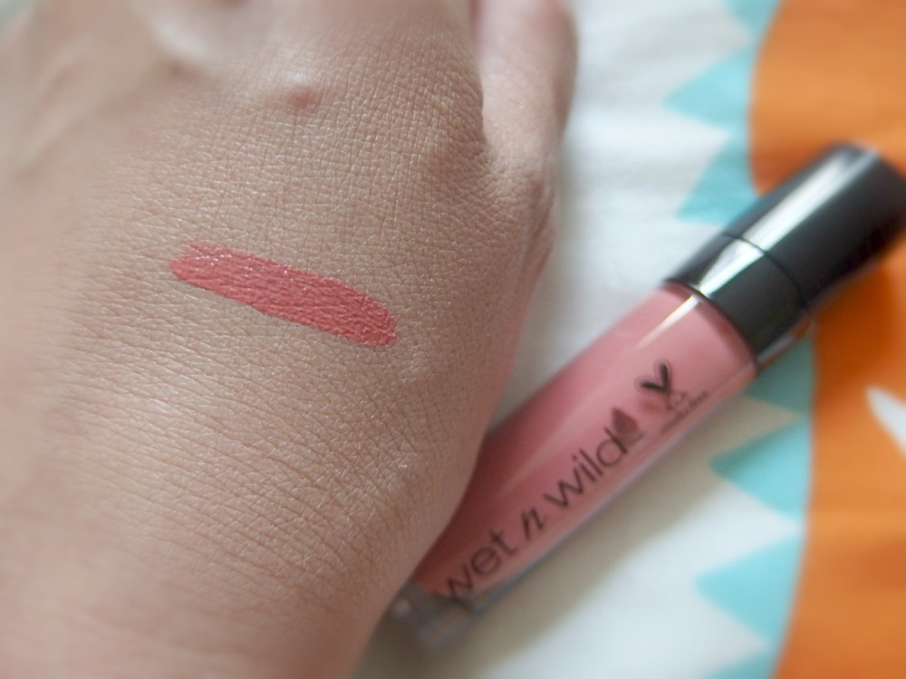 Wnw liquid catsuit color swatch