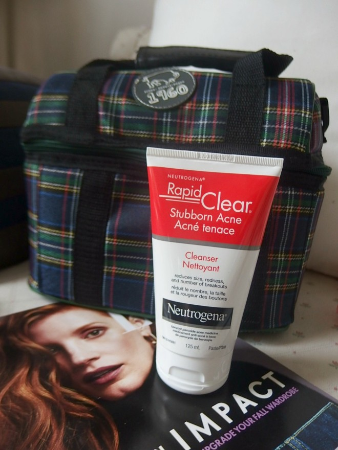 rapid clear cleanser