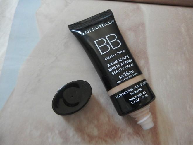 Annabelle packaging tube