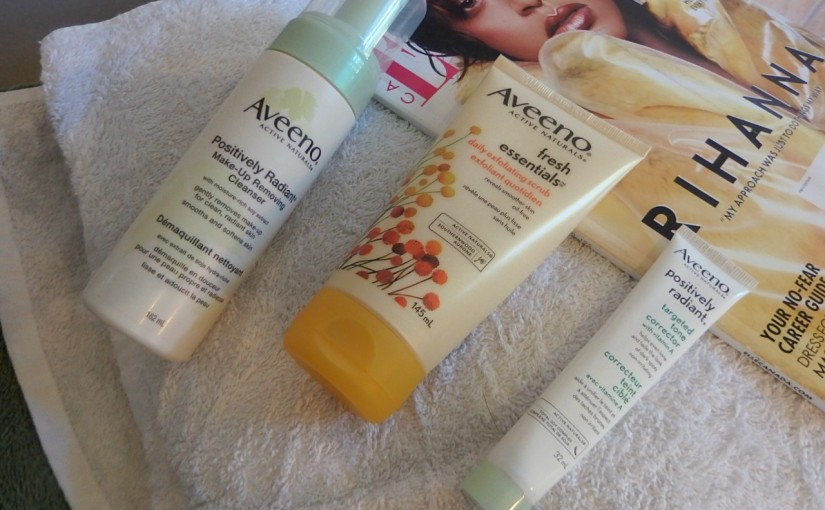 Drugstore Mini Haul|Aveeno First Impression