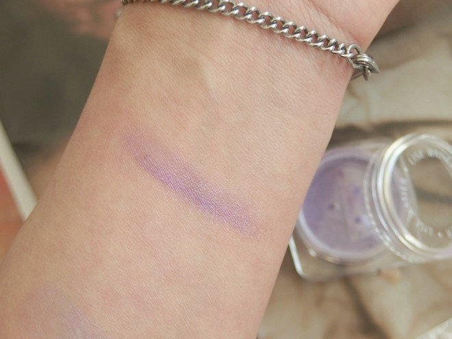 folie violette color swatch