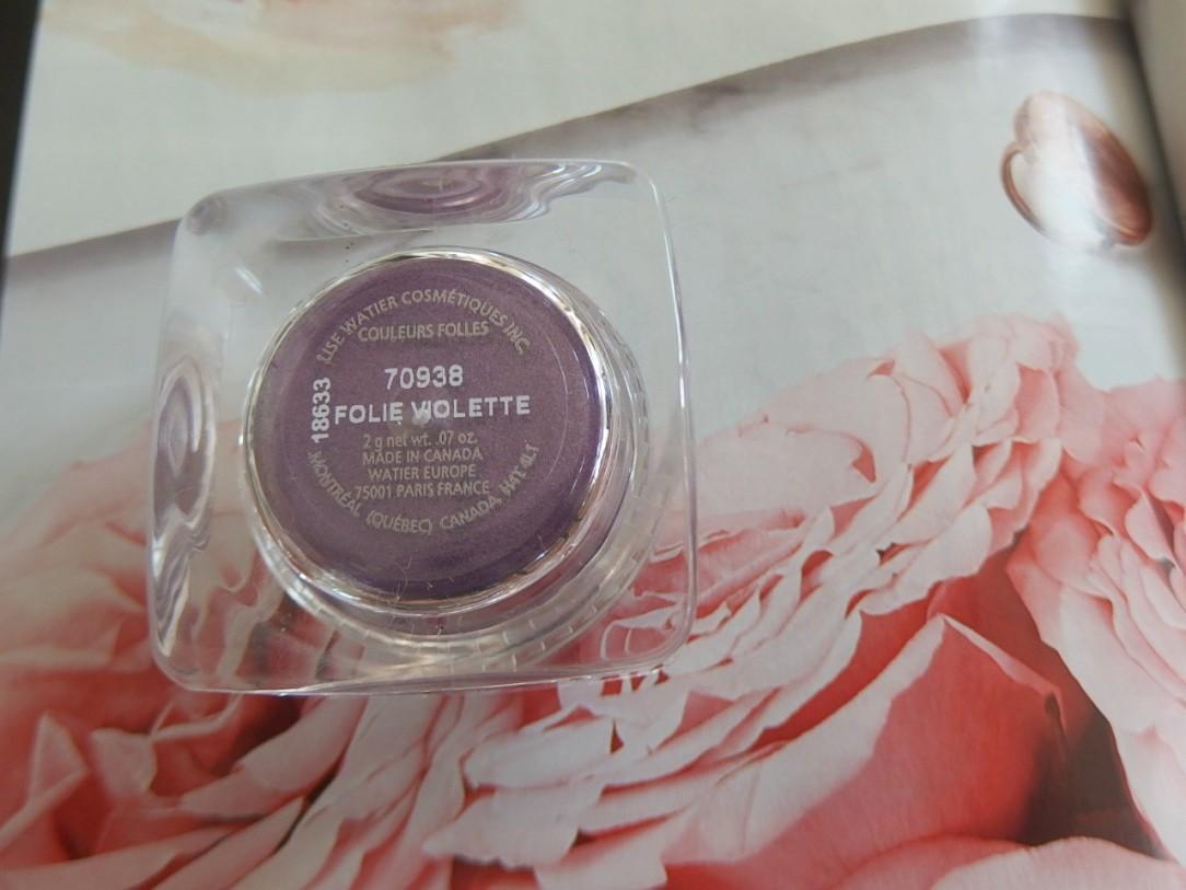 Folie Violette