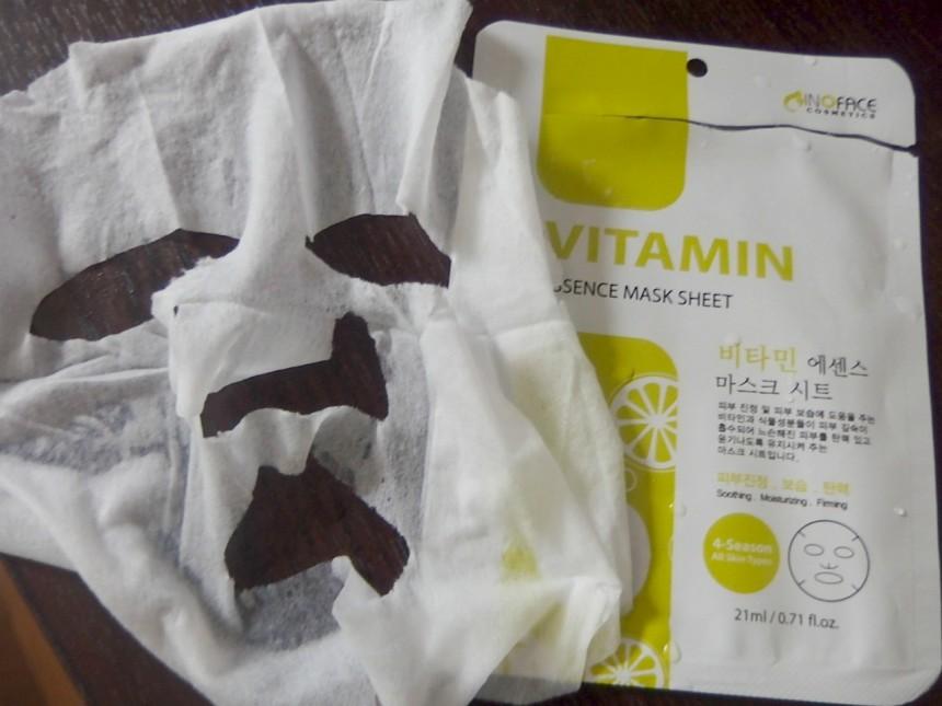 Korean Sheet Mask Inoface