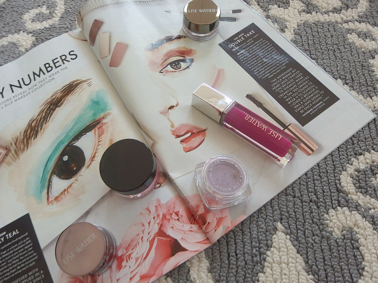 Lise Watier Makeup Collection