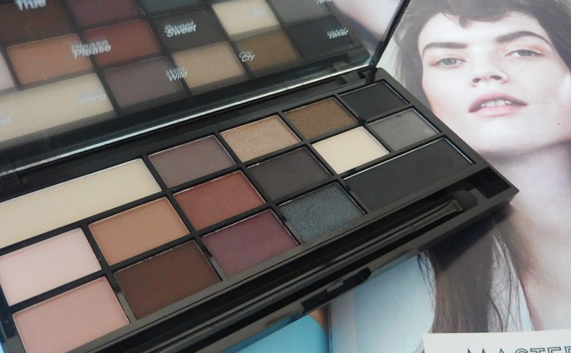 I♥Makeup Eyeshadow Palette – Review & Swatches