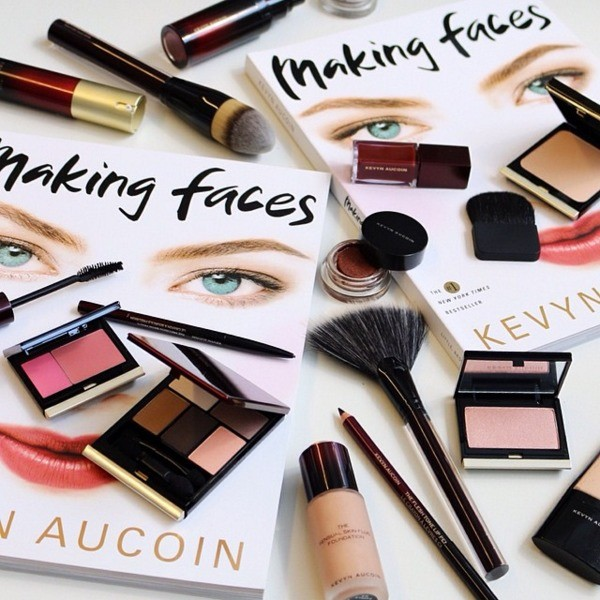 Introduction to Making Faces Collection- Kevyn Aucoin Beauty