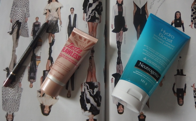 New Drugstore Beauty FirstImpression
