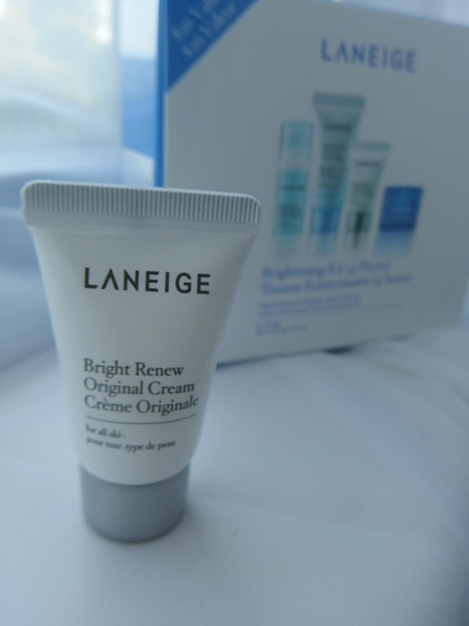 Laneige Renew Brightening Cream