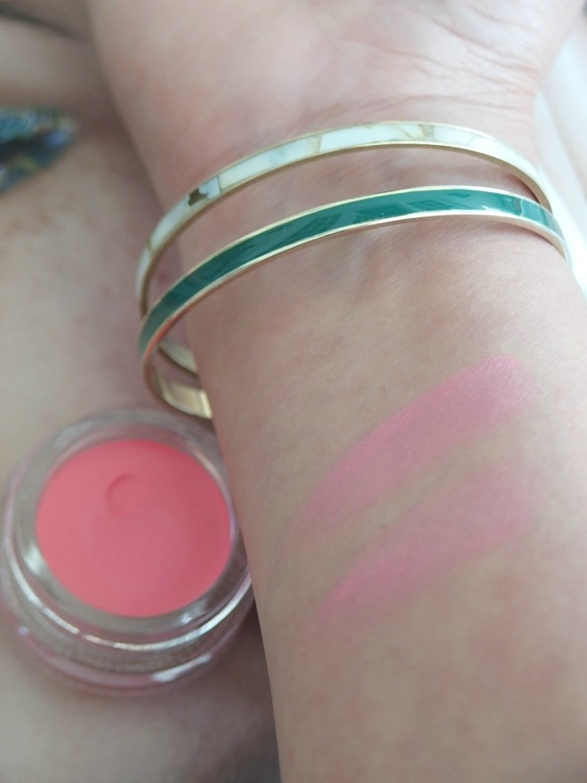 Satin Blush Swatch
