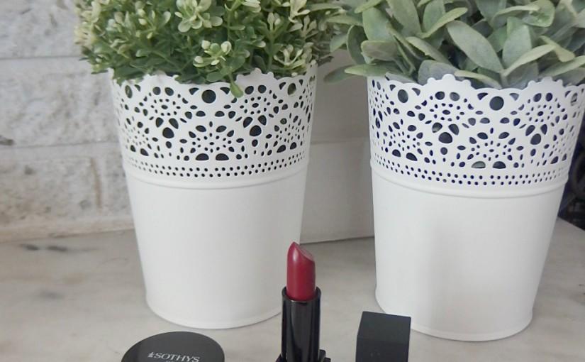 "New In: FAll Makeup Sothys Paris ""REFLET"""