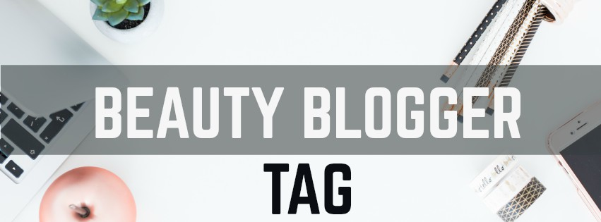 Beauty blog tags