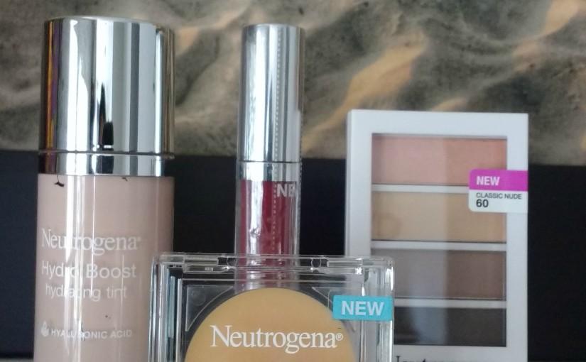 Get The Look with Neutrogena Hydro BoostMakeup