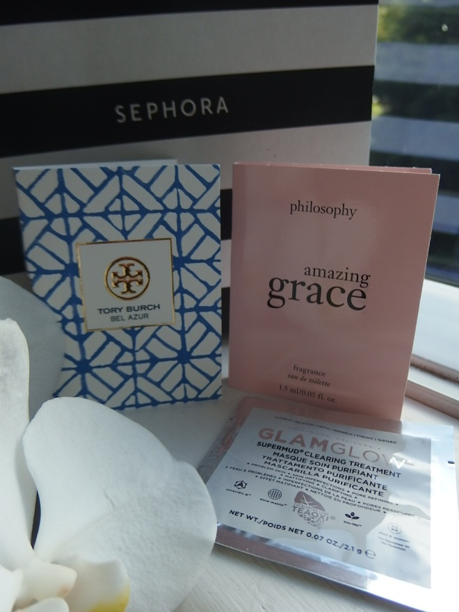 Sephora samples