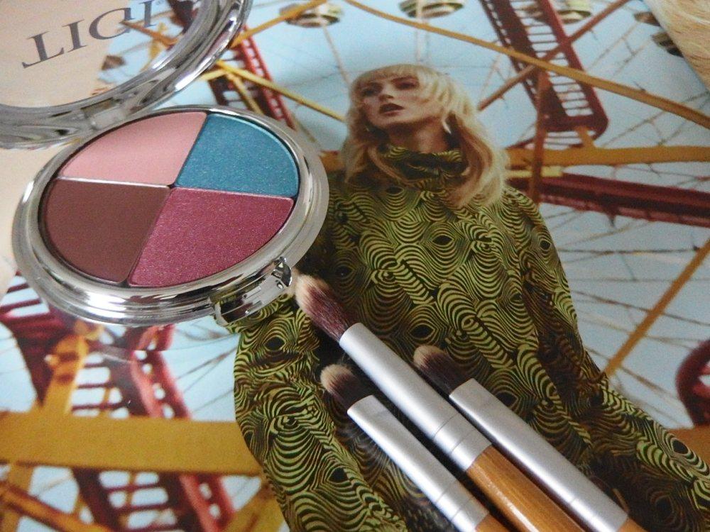 Tigi Cosmetics Quad Eyeshadow