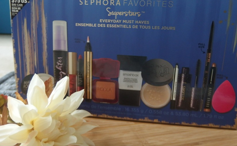 Holiday 2017: Sephora Favorites Superstars – Review, Photos &Swatches