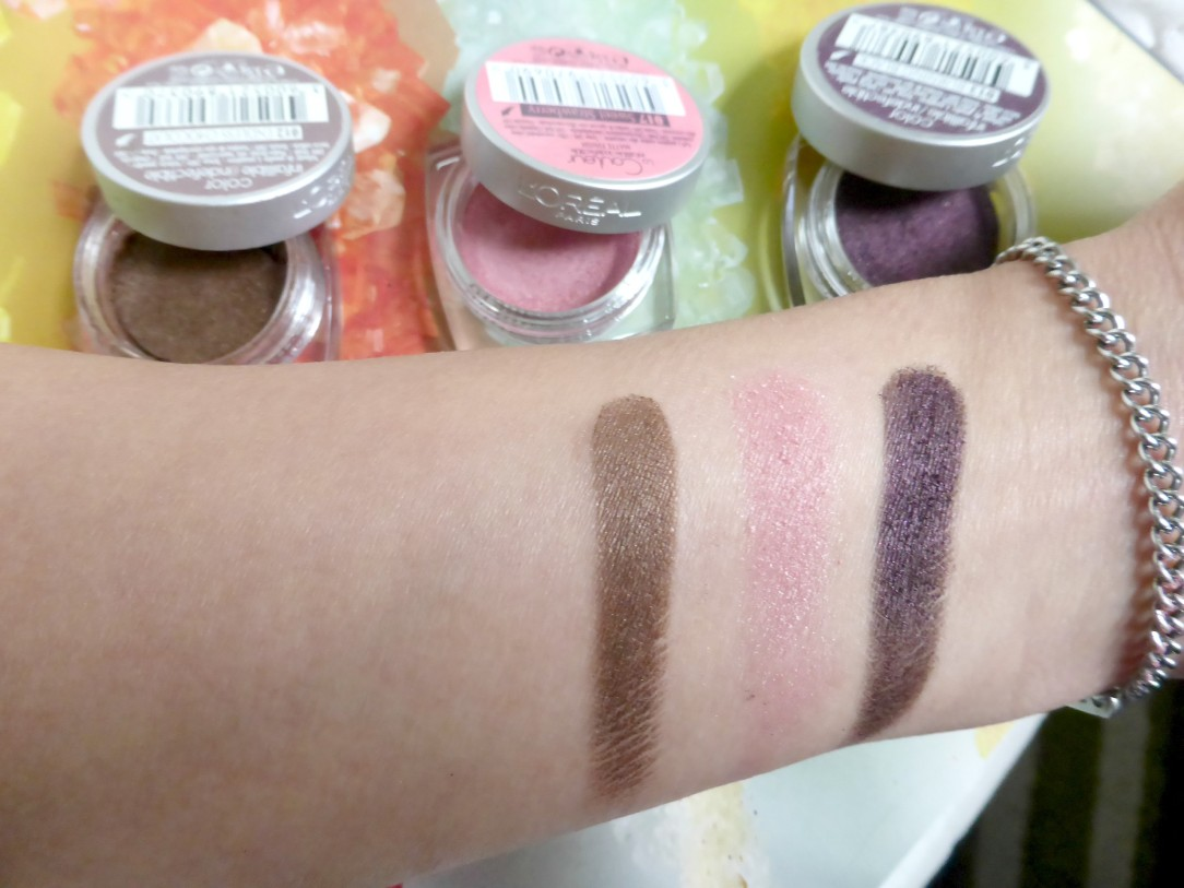 Color swatch L'Oreal Infallible