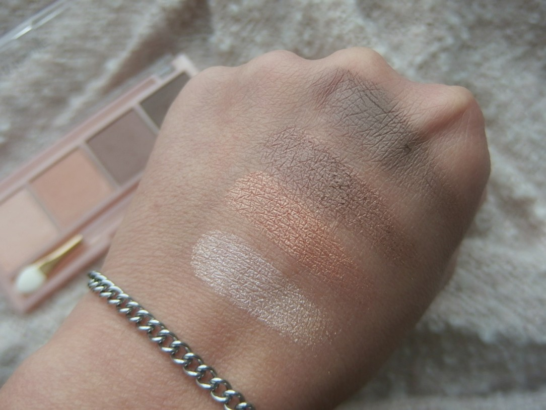 Love & Beauty by Forever21 Swatches