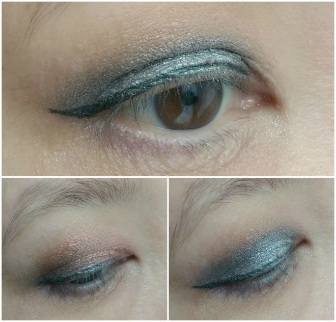 #EOTD MAKEUP REVOLUTION EYESHADOW PALETTE