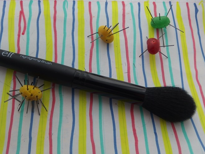 Elf highligting brush