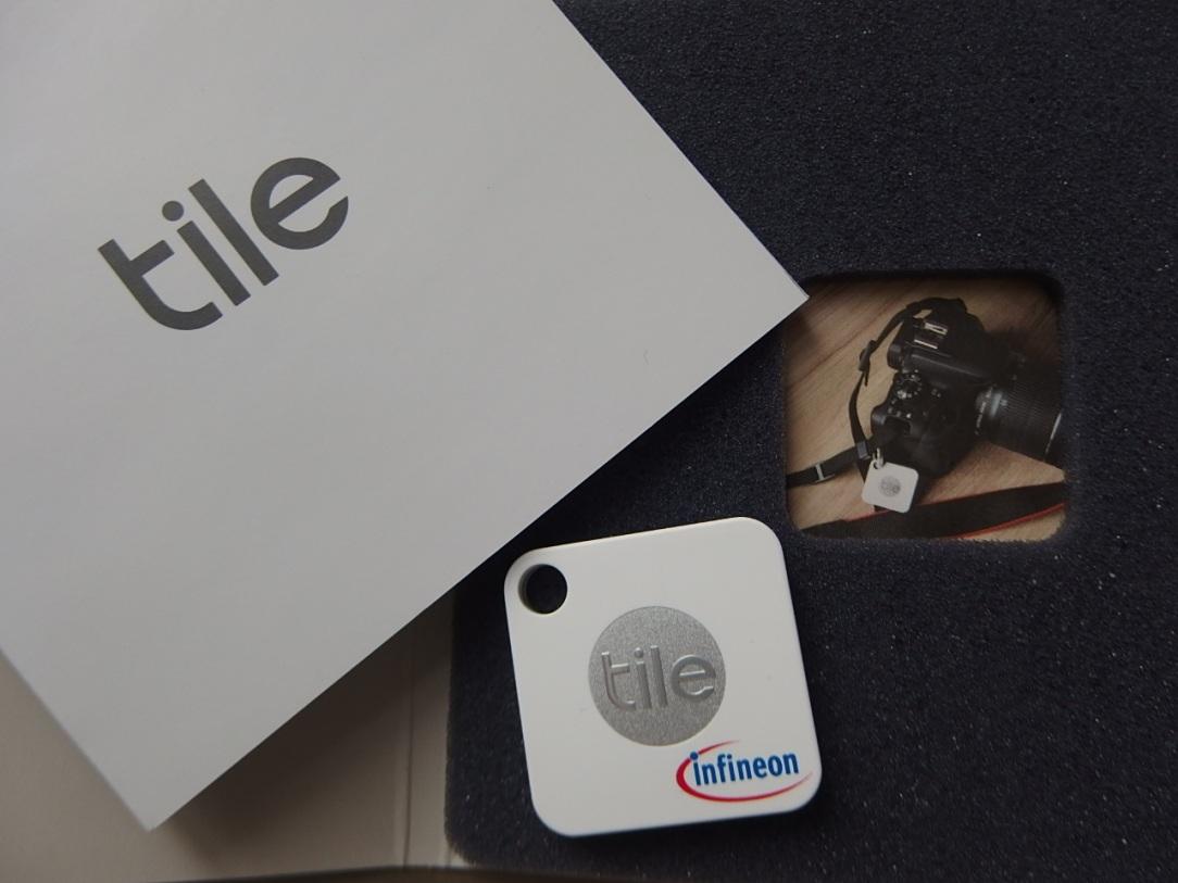 Tile Mate Infineon