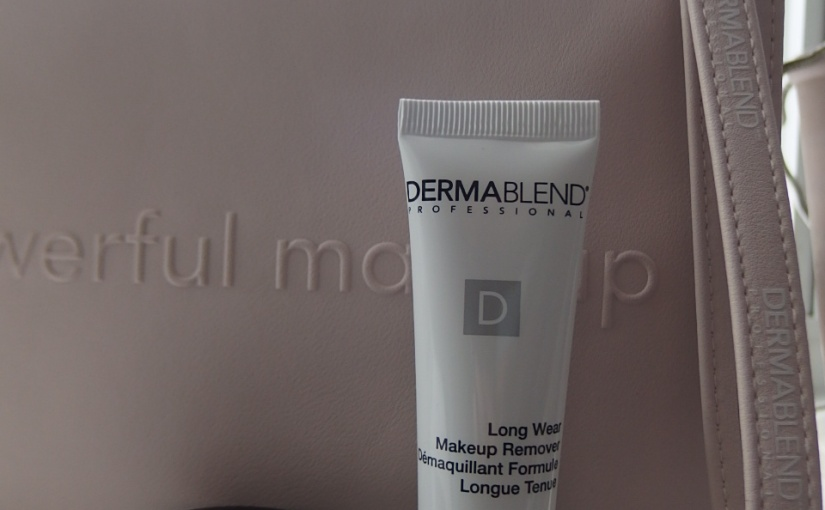 Dermablend Professional: First Impression