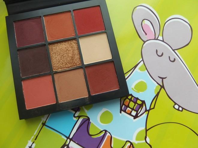 Huda Beauty Obsession Eyeshadow Palette