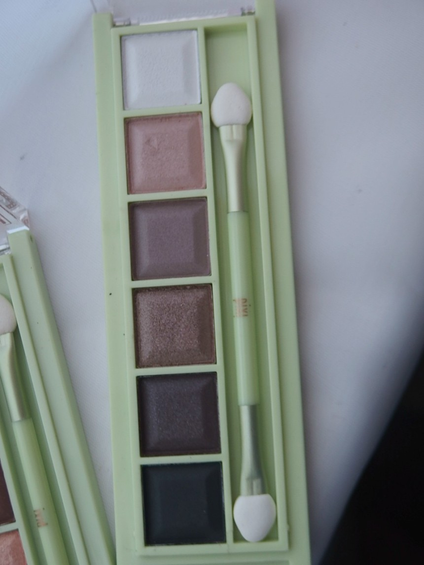 Mineral Contour Eyeshadow Palette