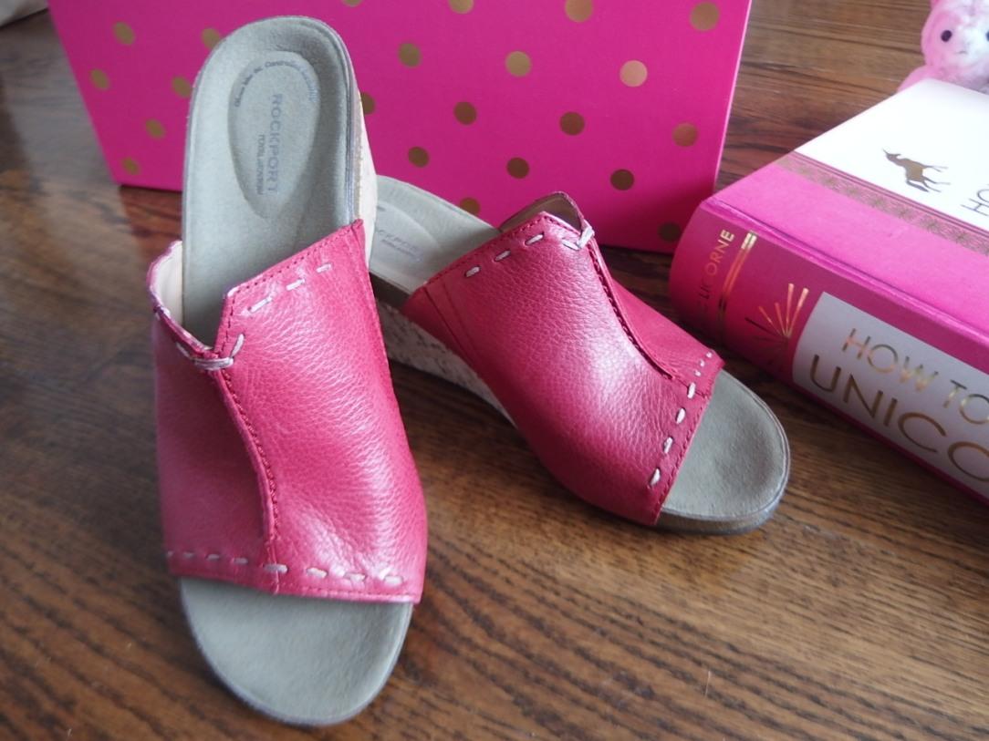Rockport Clog Shoes