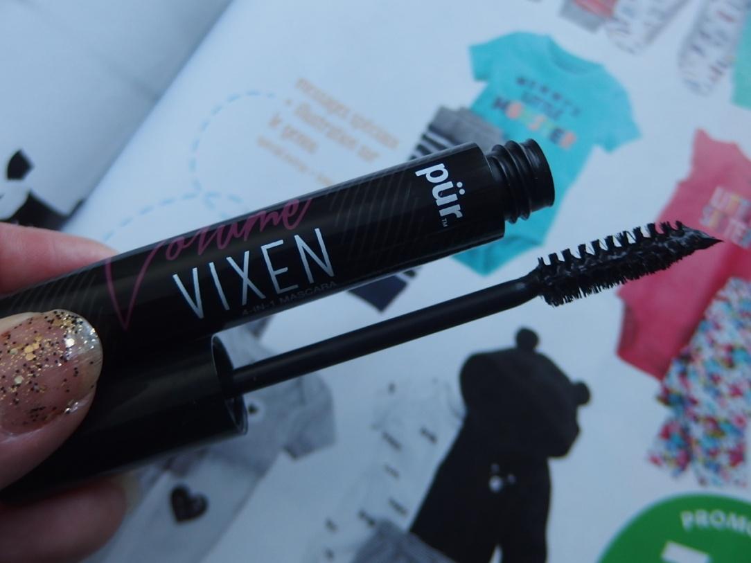 Closed up Vixen mascara