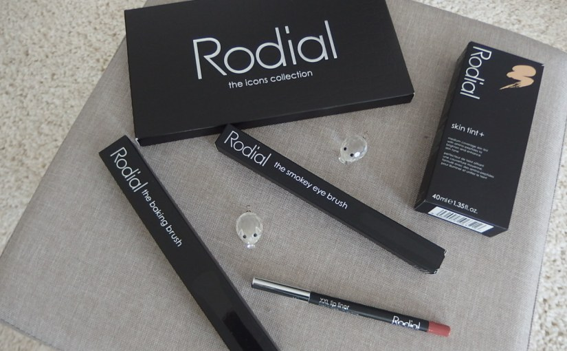 New In Rodial Beauty Makeup Range