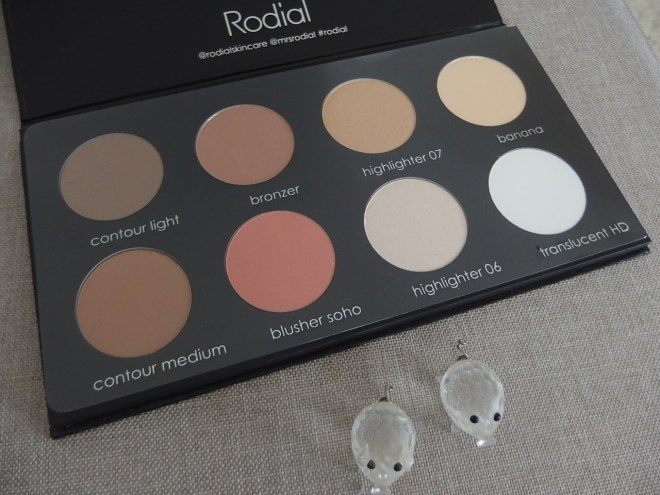 #Rodial new palette